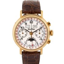 Lucien Rochat Geelgoud 36mm Handopwind 11242011 tweedehands