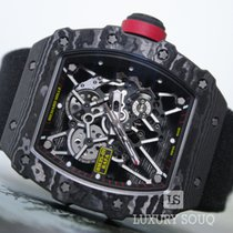 Richard Mille RM 035 RM35-01 New Carbon Manual winding