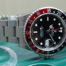Rolex GMT Master II, M Serie 3186, New Old Stock