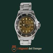 Rolex Submariner (No Date) Steel 39,5mm Black