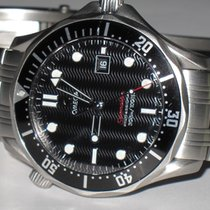 Omega Seamaster Black 300M 41mm Large Professional