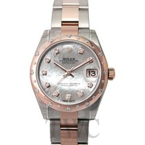 Rolex 178341 NG Rose gold Lady-Datejust 31mm new