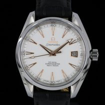 Omega Seamaster Aqua Terra 150m Co-Axial 41mm NEW