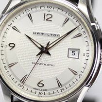 Hamilton Jazzmaster Viewmatic H325150 - 40 mm Stainless Steel...