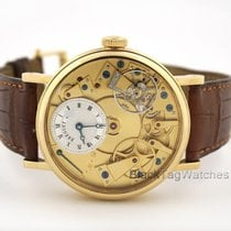 Breguet 37mm Manual winding 2006 pre-owned Tradition Silver