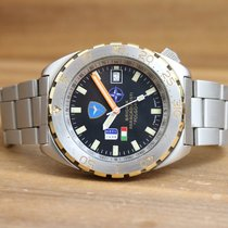 Squale Steel 40mm Quartz Squale pre-owned