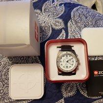 Zodiac Sea Dragon Zo2242 Navy Blue Swiss Made Men's Quartz Watch