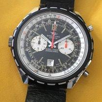 Breitling Chrono-Matic (submodel) Сталь 48mm Черный