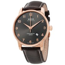 Mido 42mm Automatic new Baroncelli (Submodel) Grey