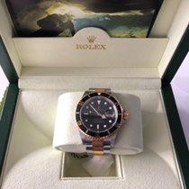 Rolex Submariner Date usados 40mm Acero y oro