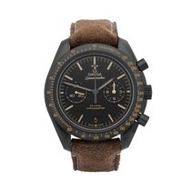 Omega Speedmaster Professional Moonwatch new 2018 Automatic Chronograph Watch with original box and original papers 311.92.44.51.01.006