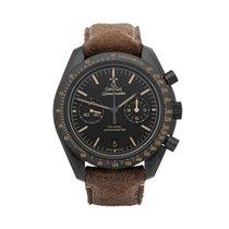 Omega Speedmaster Professional Moonwatch nuevo 2018 Automático Cronógrafo Reloj con estuche y documentos originales 311.92.44.51.01.006