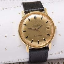 Omega Yellow gold Constellation (Submodel) 35mm