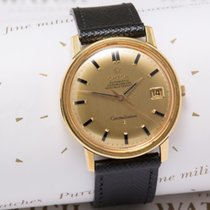 Omega Constellation deluxe 18 ct gold