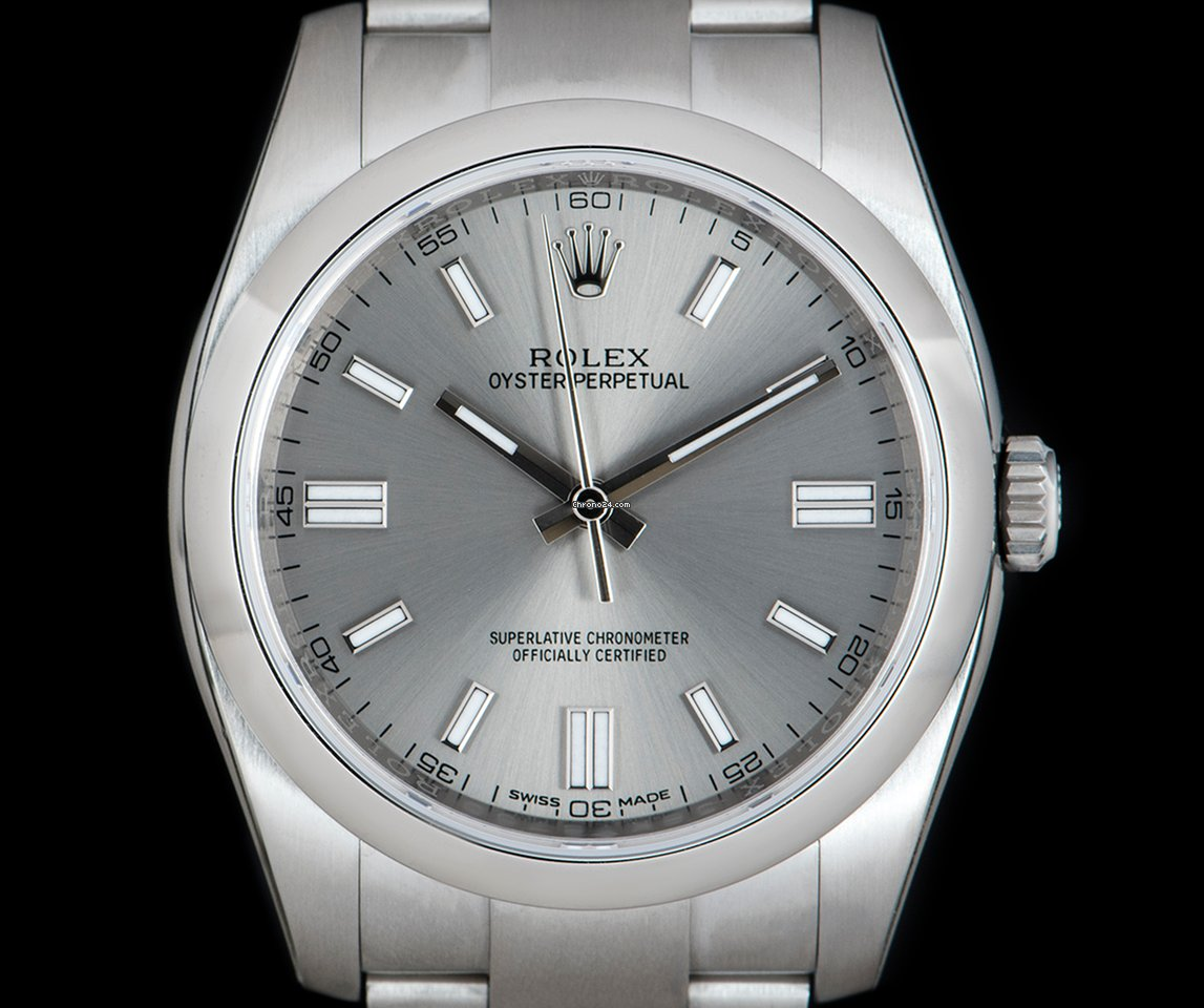 4ab2bad2b84 Rolex Oyster Perpetual - Todos os preços de relógios Rolex Oyster Perpetual  na Chrono24