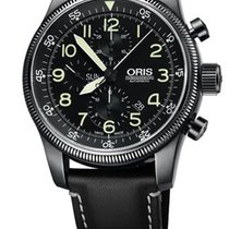Oris Big Crown Timer Steel 44mm