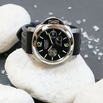 Panerai Luminor Power Reserve Titan 44mm Černá
