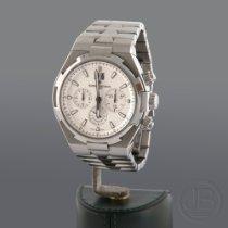 Vacheron Constantin Overseas Chronograph 49150/B01A-9095 Zeer goed Staal 42mm Automatisch