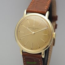 Vacheron Constantin Patrimony Or jaune 34mm
