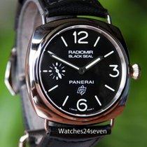 沛納海 PAM 380 Radiomir Black Seal 45mm 新的
