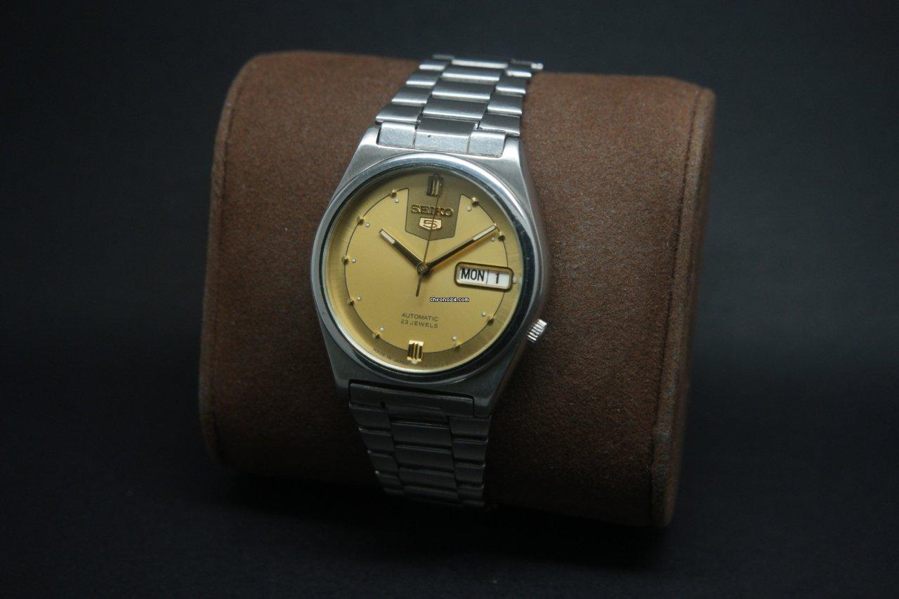 Часы Seiko 5 7S26-02W0 Men's Automatic