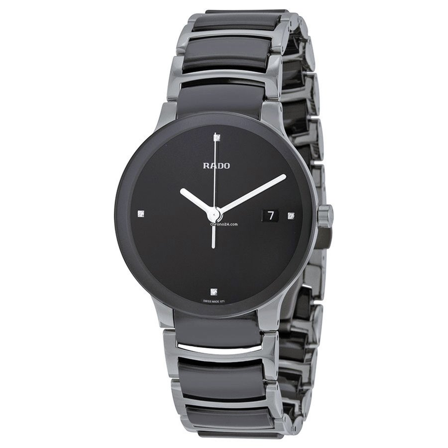 17f4a090b Rado Ladies R30934712 Centrix Diamonds Watch for Rs. 84,726 for sale from a  Trusted Seller on Chrono24