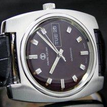 Favre-Leuba Steel 35mm Automatic 75043 A pre-owned