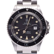 Tudor 73090 Staal Submariner 33mm tweedehands