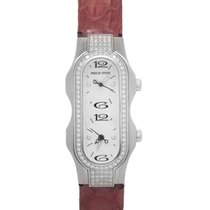 Philip Stein Signature Staal 41mm Wit