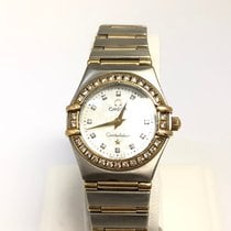 Omega Constellation Quartz Gold/Steel 24mm Mother of pearl No numerals Australia, SYDNEY