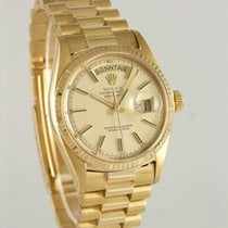 Rolex 1803 Yellow gold 1971 Day-Date 36 36mm pre-owned