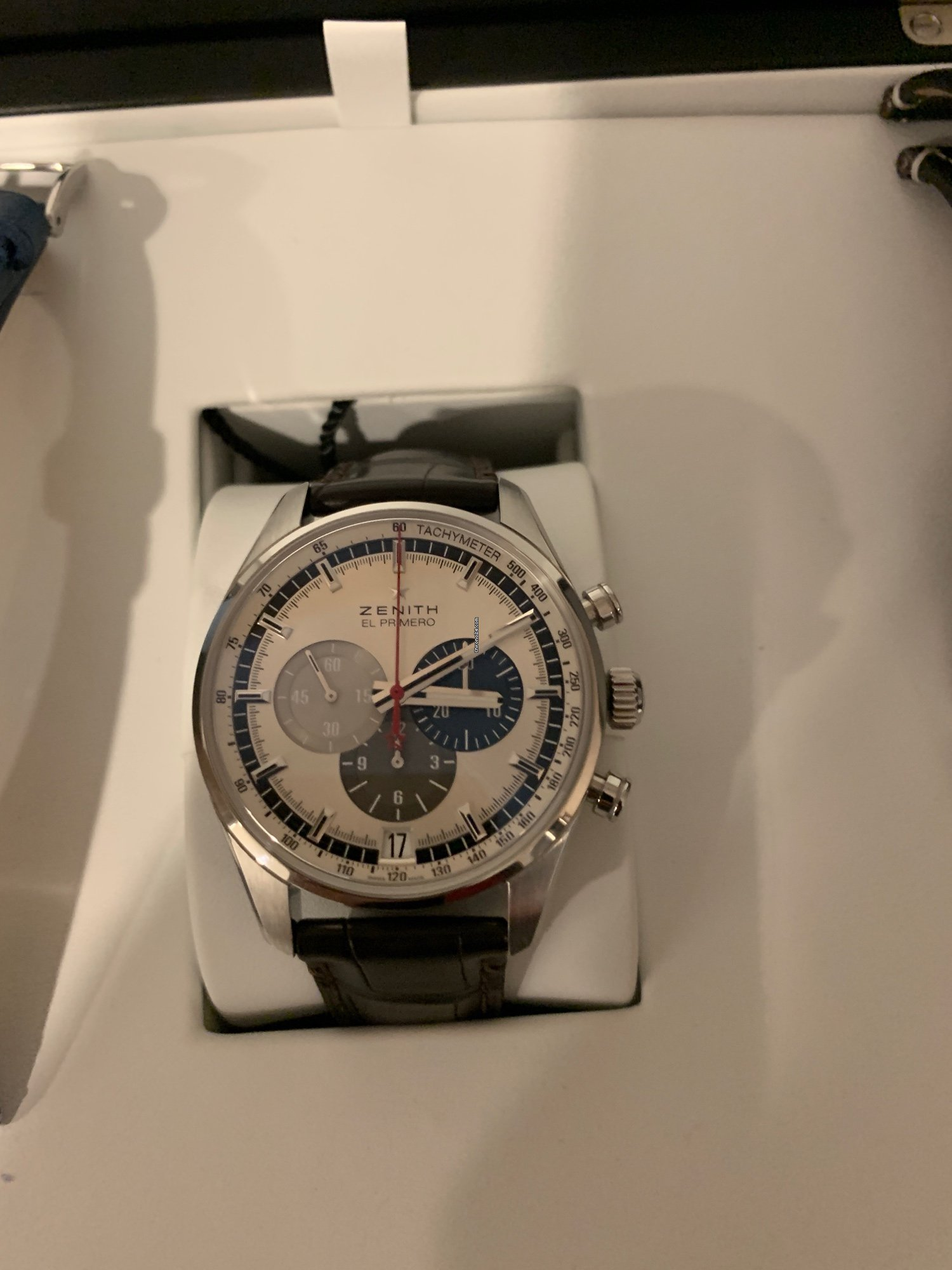 Zenith El Primero 42mm for Rp  58,138,328 for sale from a