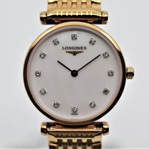 Longines La Grande Classique Steel 24mm Mother of pearl No numerals