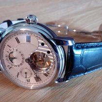 Frederique Constant Manufacture Heart Beat Acciaio 42mm