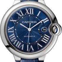 Cartier Ballon Bleu 42mm new 2019 Automatic Watch with original box and original papers WSBB0025