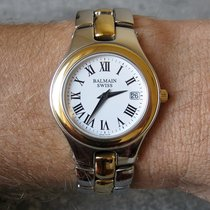 Balmain Staal 34mm Quartz 5103 tweedehands