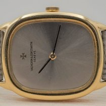 Vacheron Constantin Yellow gold 27mm Manual winding 2021 pre-owned