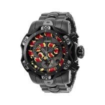 Invicta Steel Quartz 30310    UPC new