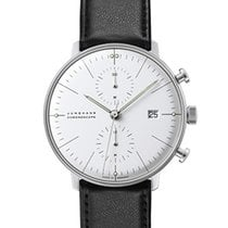 Junghans max bill Chronoscope 027/4600.00 2019 nouveau