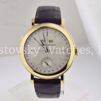 Laurent Ferrier new Yellow gold