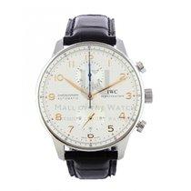 IWC Portuguese Chronograph IW371445 nouveau