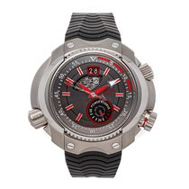 Franc Vila pre-owned Automatic 42mm Grey 30 ATM