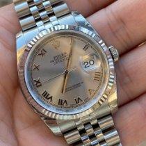 Rolex Datejust 116234 Új Acél 36mm Automata
