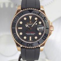 Rolex Yacht-Master 37 268655 Unworn Rose gold 37mm Automatic