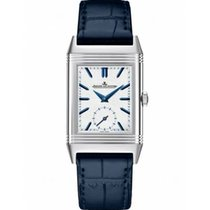 Jaeger-LeCoultre Reverso Duetto Steel Silver