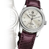 Tudor Glamour Date Steel 26mm No numerals