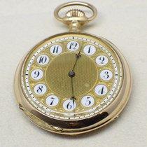 Patek Philippe 18k Rose Gold Pocket Watch No. 89578 Very Rare...