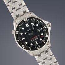 Omega Seamaster Professional 300m stainless steel quartz watch...