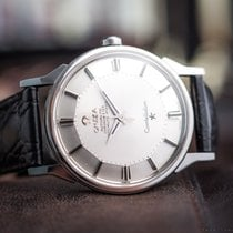Omega Constellation Pie Pan Automatic Steel