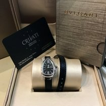 Bulgari Serpenti 102782 Ny Stål 27mm Kvarts